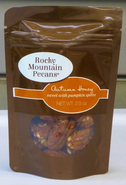 Autumn Honey Roasted Pecans