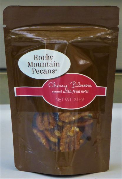 Cherry Blossom Roasted Pecans